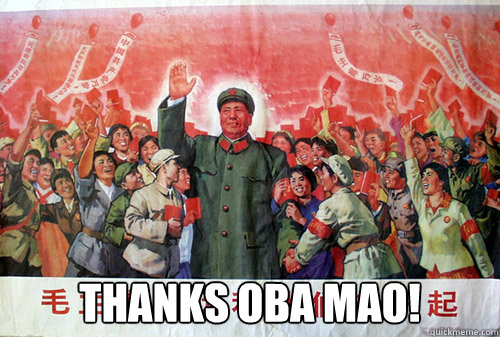 Thanks Oba Mao! -  Thanks Oba Mao!  Misc