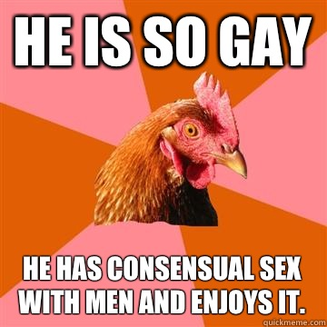 He Is So Gay 33