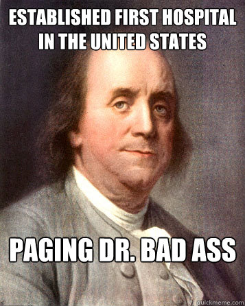 Paging Dr Ben