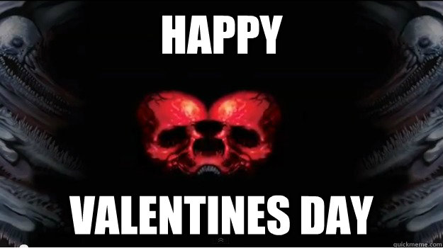 Happy Valentines Day - Happy Valentines Day  Six feet under valentines
