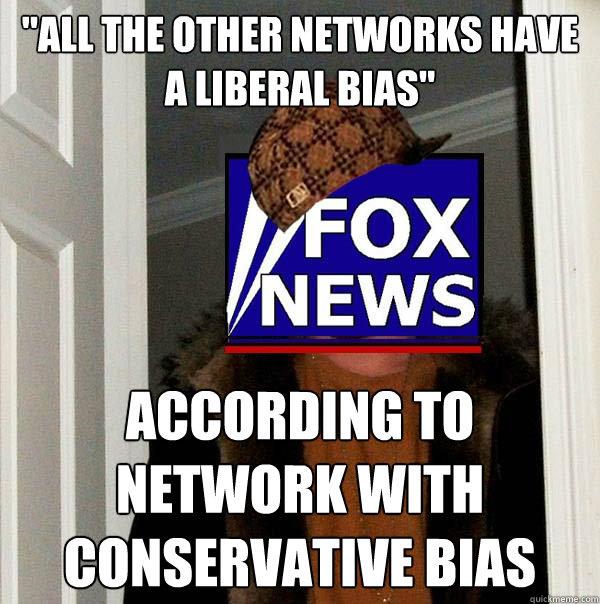 news political bias network