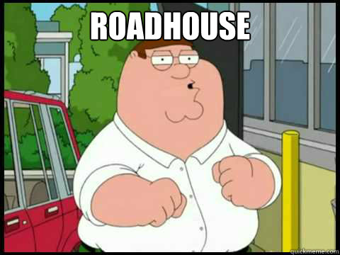 Roadhouse  - Roadhouse   Misc