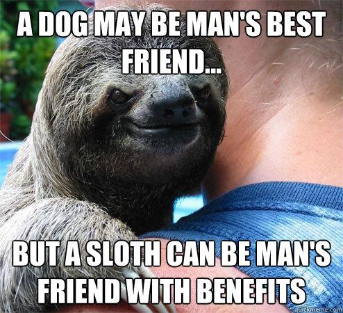 man best friend with benefits