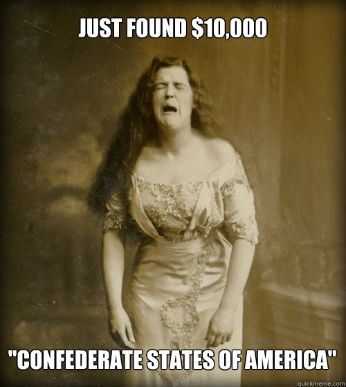 just found $10,000