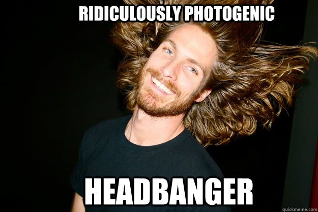 Ridiculously Photogenic Headbanger - Ridiculously Photogenic Headbanger  Misc