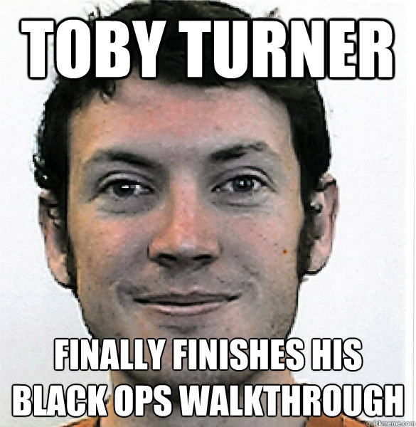 toby turner finally finishes his black ops walkthrough