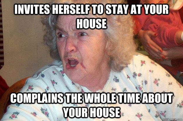 dc4a8dec1aaf9c9df95182b81a436eea53adbc83823f04b801e62ad3cfcb9650 angry grandma memes quickmeme,Funny Grandma Meme