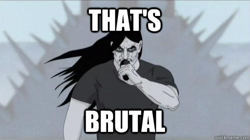 That's Brutal - That's Brutal  Nathan Explosion