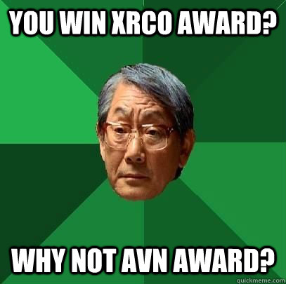 You win Xrco award? Why not avn award? - You win Xrco award? Why not avn award?  High Expectations Asian Father