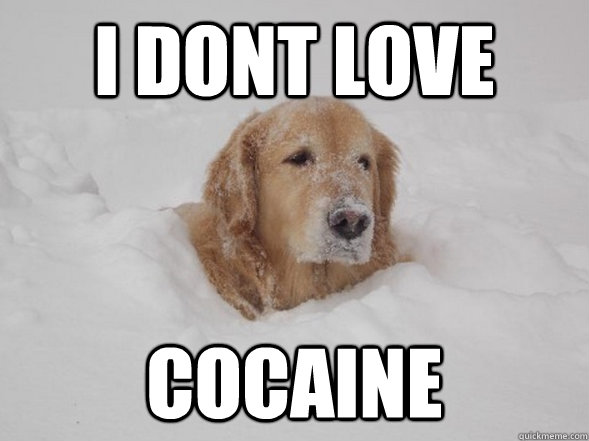 I dont Love Cocaine - I dont Love Cocaine  Misc