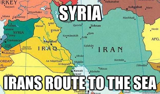 Syria Irans Route to the Sea - Syria Irans Route to the Sea  Misc