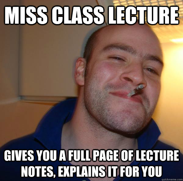 Miss class lecture Gives you a full page of lecture notes, explains it for you - Miss class lecture Gives you a full page of lecture notes, explains it for you  Misc