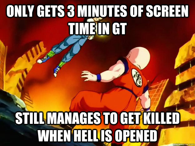 Only Gets 3 Minutes Of Screen Time In Gt Still Manages To Get Killed