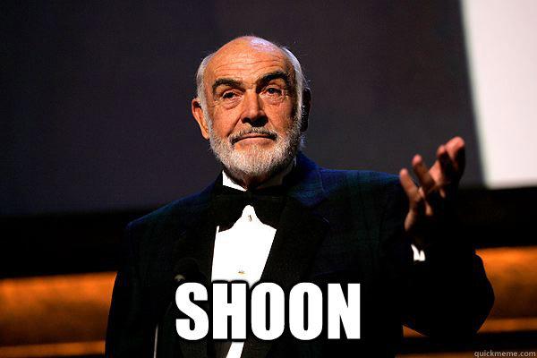 SHOON -  SHOON  sean connery