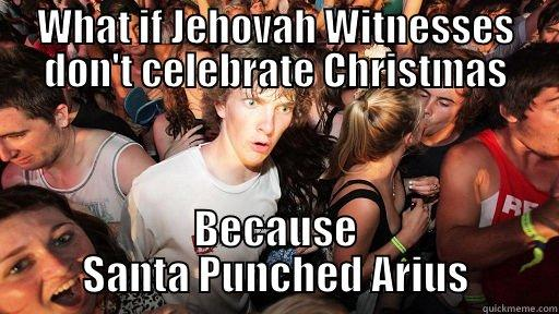 Jehovah Witness Christmas - quickmeme