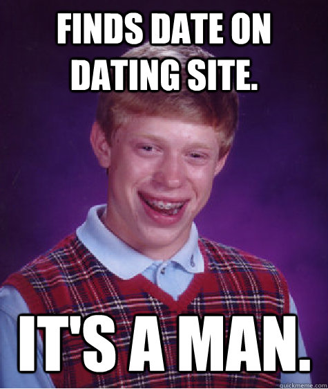 bad luck dating sites