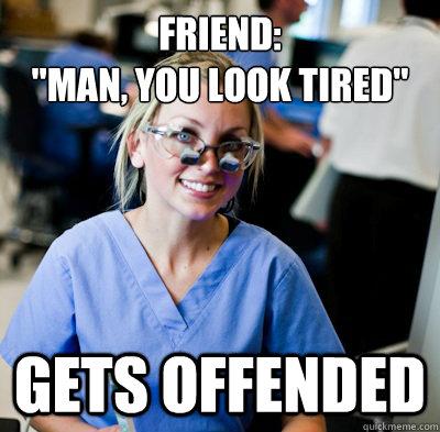 friend: