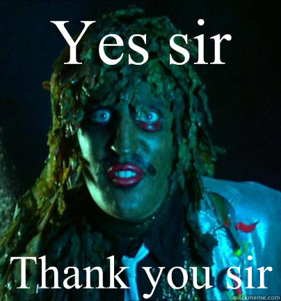 Yes sir Thank you sir - Yes sir Thank you sir  Old gregg