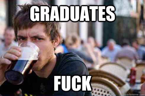 graduates fuck - graduates fuck  Lazy College Senior