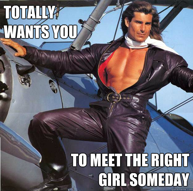will i meet the right girl