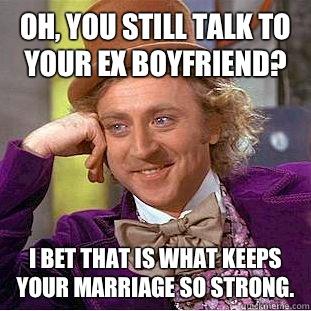 date your boyfriend still well school