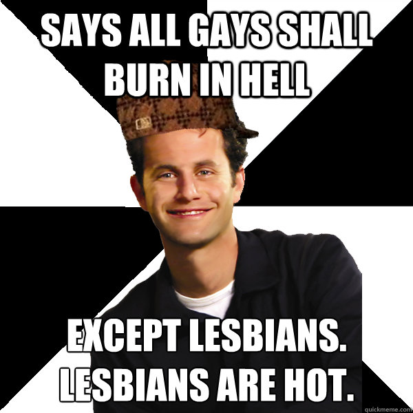 Hot lesbians and gays