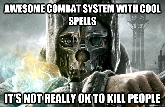 Awesome combat system with cool spells IT'S NOT REALLY OK TO KILL PEOPLE - Awesome combat system with cool spells IT'S NOT REALLY OK TO KILL PEOPLE  Misc