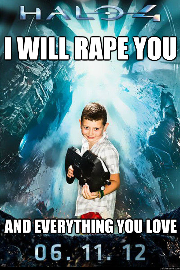 I will rape you  and everything you love - I will rape you  and everything you love  Misc