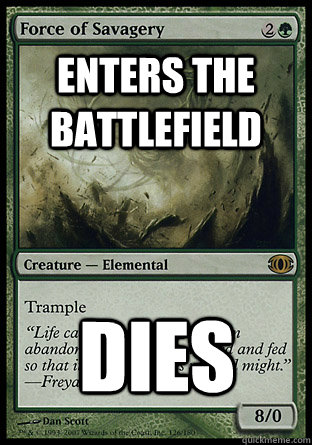 Enters the Battlefield Dies - Enters the Battlefield Dies  Misc