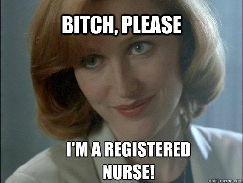 im a nurse dating a doctor