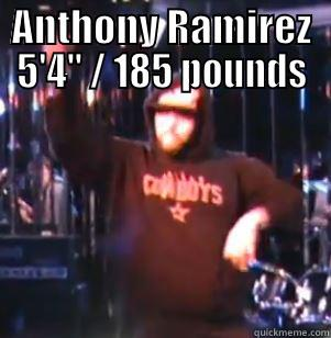 ANTHONY RAMIREZ 5'4