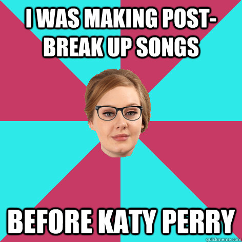 Popular break up songs