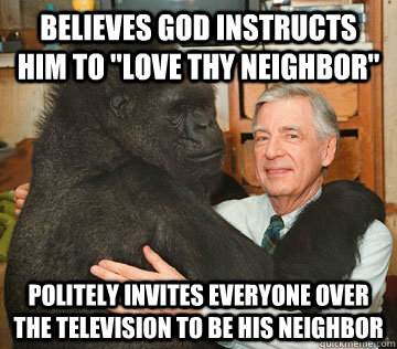 Believes God Instructs him to