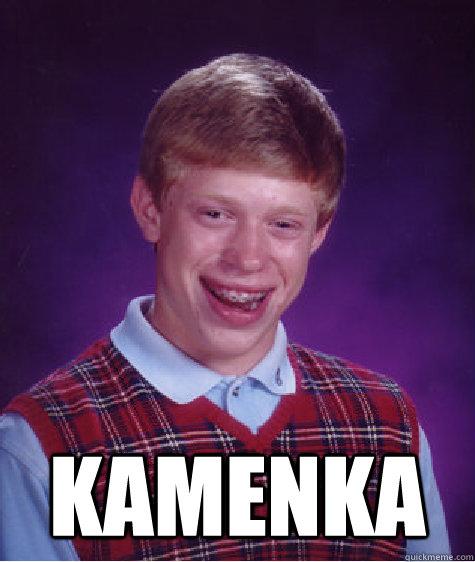 Kamenka -  Kamenka  Bad Luck Brain