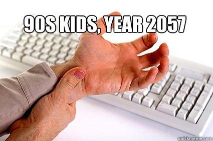 90s kids, year 2057 - 90s kids, year 2057  90s kids