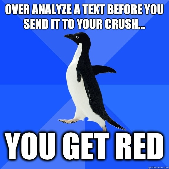 Funny Memes For Your Crush : Texts to send your crush memes