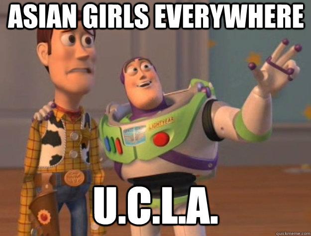 Asian girls everywhere ucla iphone images 16