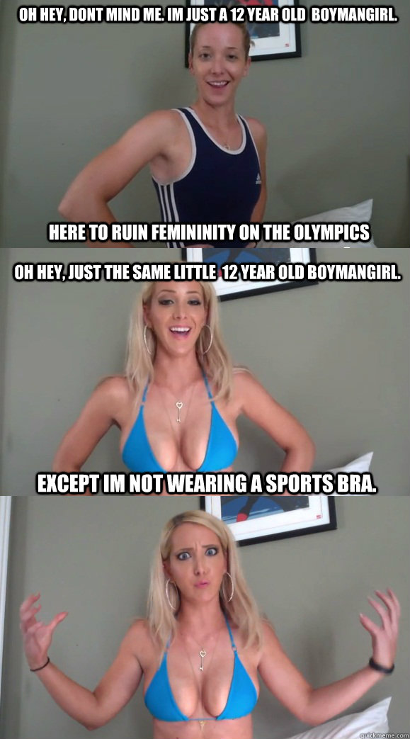 Sports Bra Level What Kind Of Sorcery Is This Memes Quickmeme