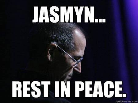 Rest In Peace Steve Jobs >> Jasmyn Rest In Peace Steve Jobs Rip Quickmeme