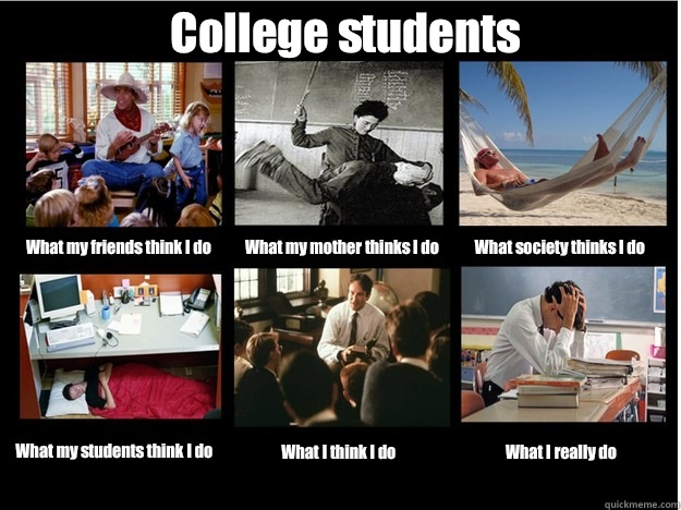 College students..What should I do..?