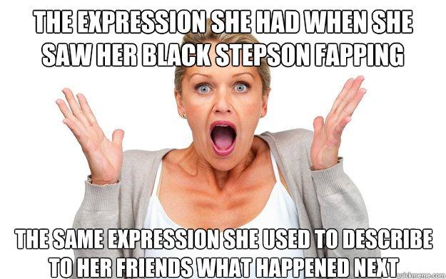 stepson black girl