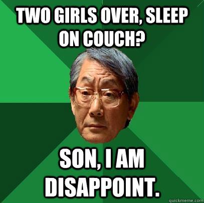 gif over Asian sleep teen