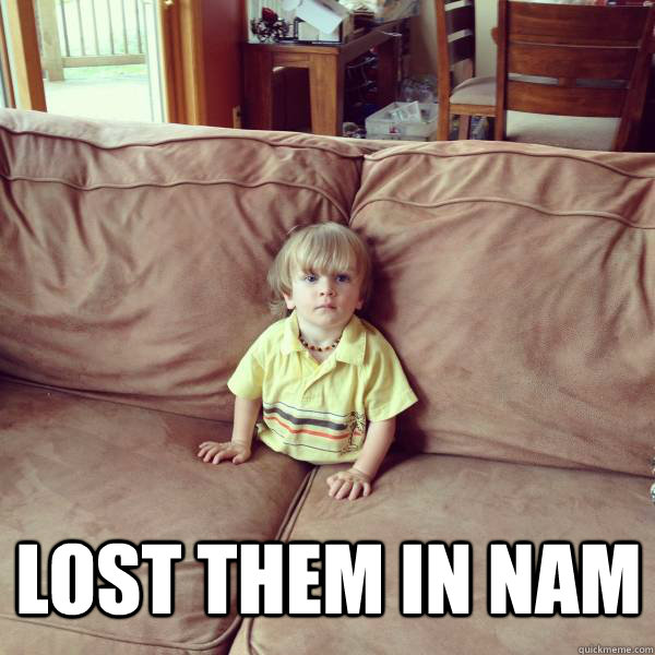 Lost them in Nam - Lost them in Nam  Misc