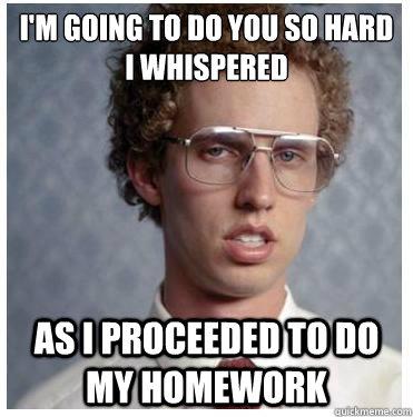 CATEGORY: Do My Homework Nerd
