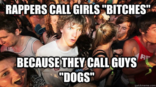 rappers call girls