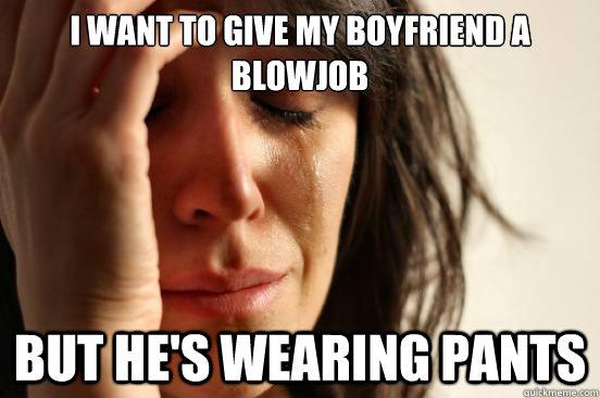 job want Blow