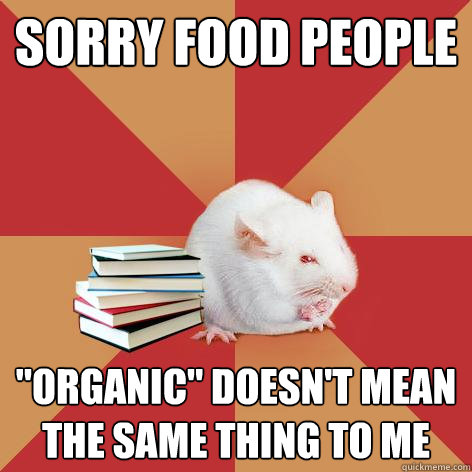 Sorry Food people