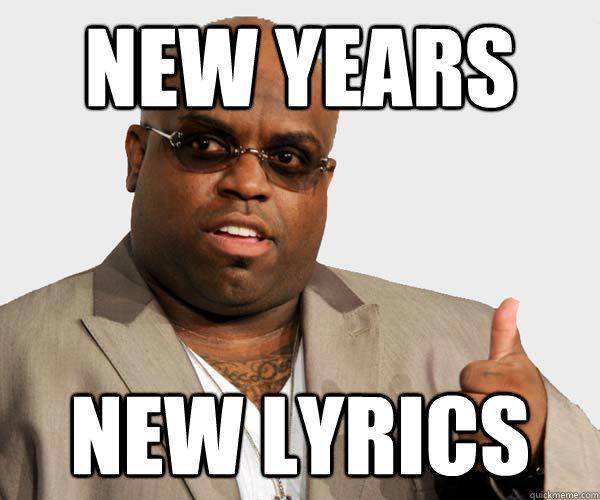 New years New lyrics