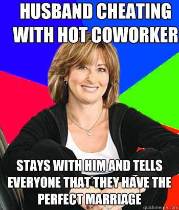 Cheating with coworker