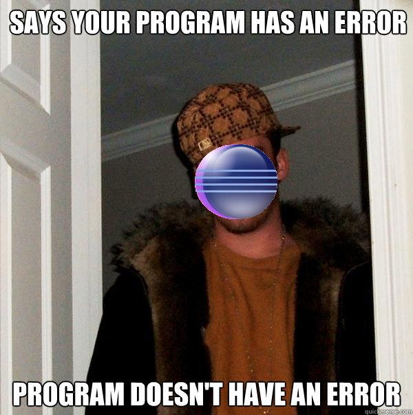 e5c525e9b6ae85315ad8b3e46e07dc8062bb9bc7b5f34533c534f9a4426d4d59 scumbag eclipse memes quickmeme